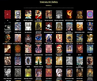 Visionary Art Link Directory