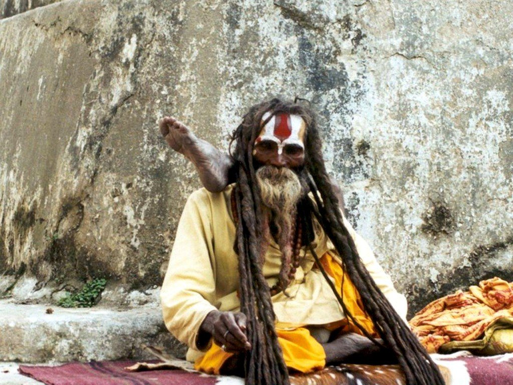 The images below are from » limbermen's sadhu collection