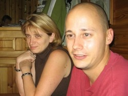 Andrea and Andris 2006